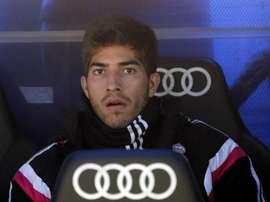 La Genoa, une destination possible pour Lucas Silva. EFE/Archivo