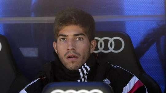Lucas Silva n'écarte pas un retour au Real Madrid. EFE