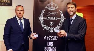 El Valladolid se extiende a Senegal. EFE
