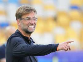El entrenador alemán del Liverpool, Jürgen Klopp. EFE/ Archivo