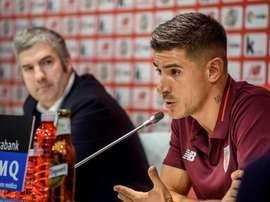 Yuri defends Modric and Jorge Molina. EFE