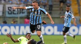 La venta de talento, la salvación del fútbol brasileño. EFE/Archivo