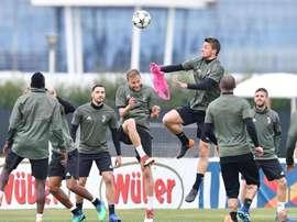 La Juventus quiere reforzarse para formar un equipo que aspire a ganarlo todo. EFE