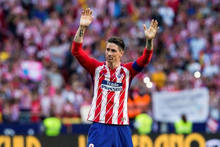 Fernando Torres dirigirá al juvenil A del Atleti. EFE