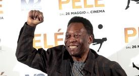 En la imagen, el exfutbolista brasileño Pelé. EFE/Archivo