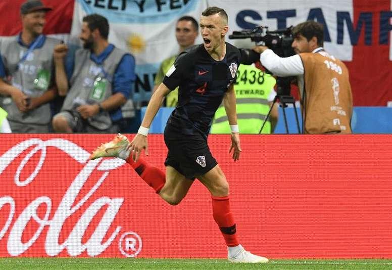 Croacia jugó 90 minutos más que Francia. EFE