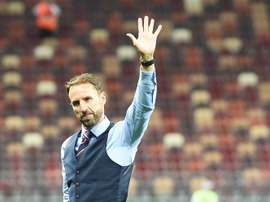 Southgate's side has been hit by a spate of withdrawals. EFE