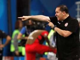 Nabil Maaloul pide abandonar Túnez. EFE/Archivo