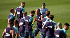 Valverde cuenta con 29 jugadores. EFE