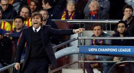 Conte intéresse toujours le Real. EFE
