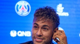 There have been rumours of Real Madrid interest in Neymar. EFE