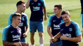 El Barça necesita vender. EFE