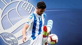Mikel Merino es el tercer fichaje más caro del club. EFE