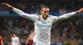 El jugador del Real Madrid, Gareth Bale. EFE/Archivo