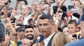 Ronaldo has some big ambitions. EFE