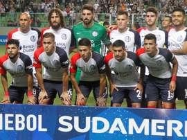San Lorenzo pasó de ronda en la Copa Argentina. EFE/Archivo