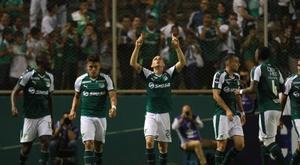 Deportivo Cali ganó ante su afición. EFE