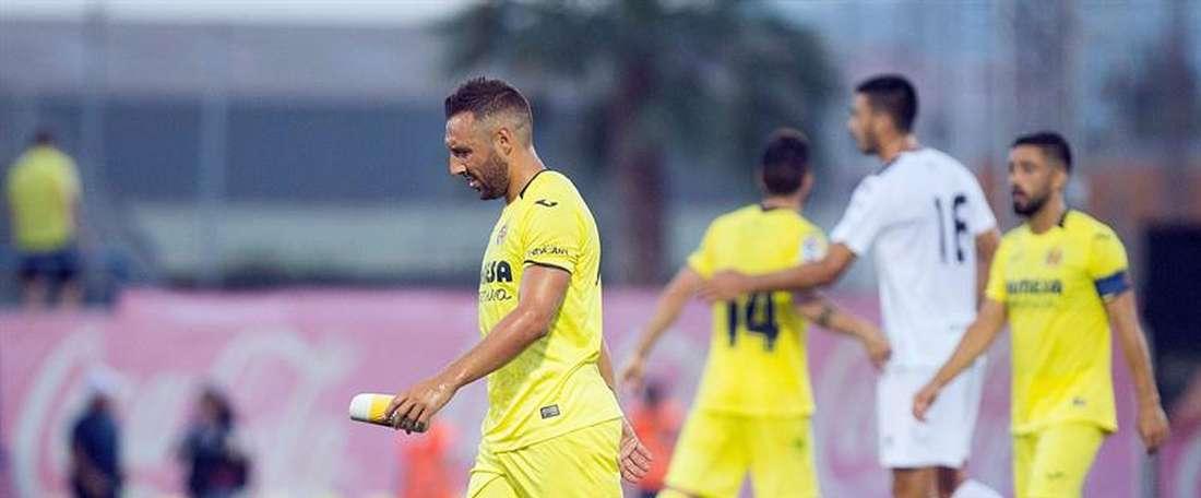 El Villarreal ganó su primer partido de la pretemporada. EFE