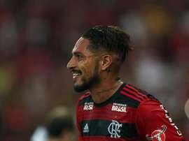 Bonnes nouvelles pour Flamengo. EFE