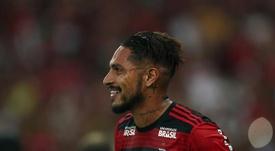 Buenas noticias para Flamengo. EFE/Archivo