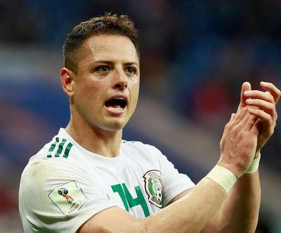 'Chicharito'... en MLS ? AFP