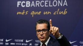 Tiempo de cambios en el Barcelona. EFE