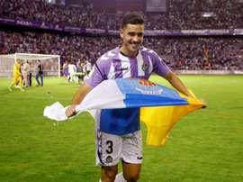 Borja Herrera firmó con el Reus hasta junio de 2021. EFE/Archivo