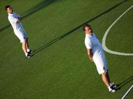 El Espanyol se mide al Levante este domingo. EFE