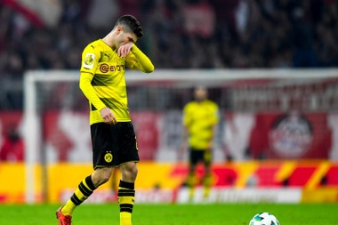 Pulisic is expecting to discuss his future with Dortmund in January. EFE