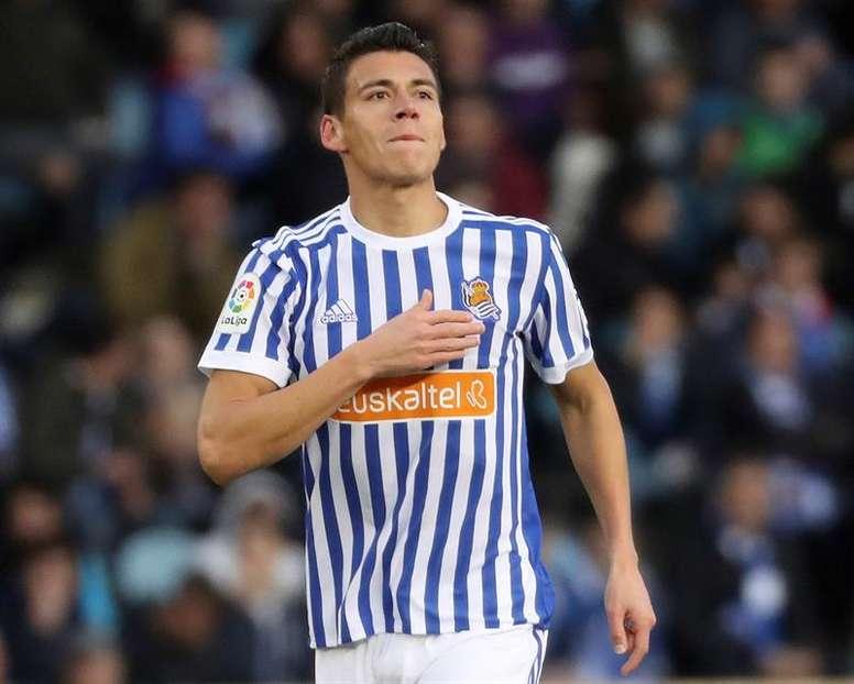 Héctor Moreno puede volver a su país de origen. EFE/Archivo