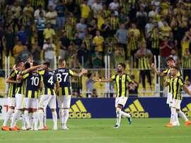 Varios jugadores del Fenerbahçe, suspendiso. EFE