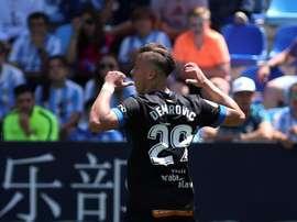 Demirovic jugará en el Sochaux galo. EFE