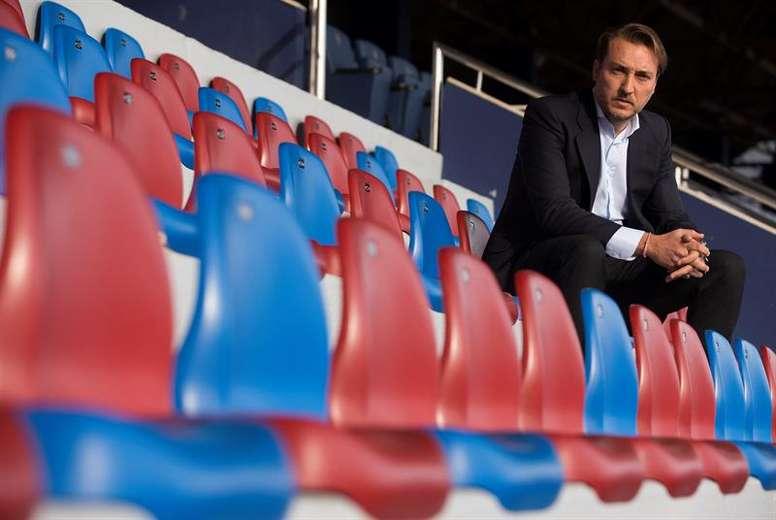 Catalán busca renovar la dirección deportiva del Levante. EFE/Archivo