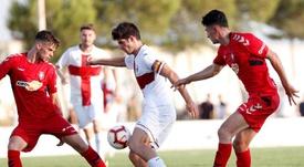 El Huesca convence a Gürler. EFE