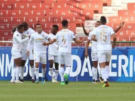 Liga de Quito logró una buena renta. EFE