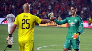 Pereira has returned to Portugal on loan. EFE