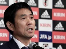 Japón ya tiene nuevo técnico. EFE
