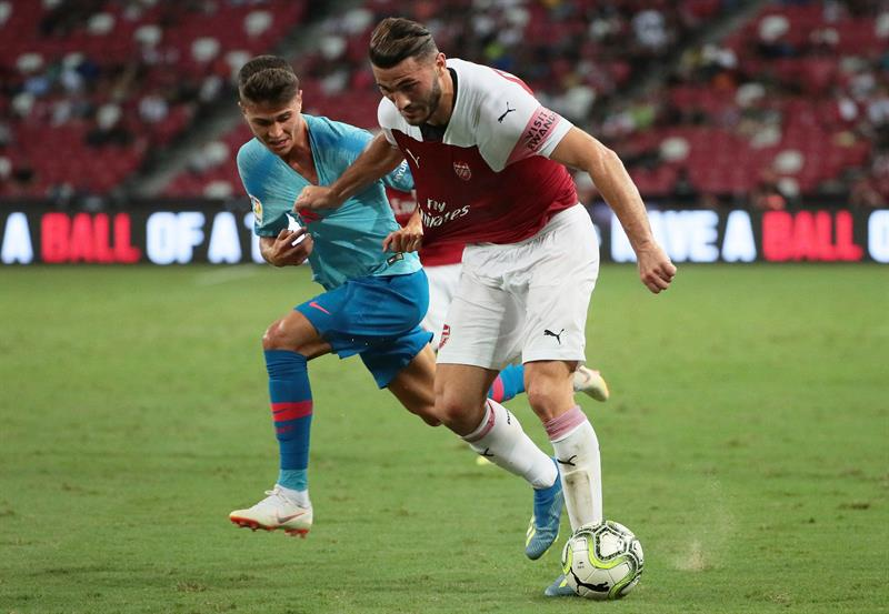 Arsenal's Kolasinac set for lengthy spell on sidelines