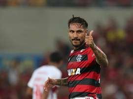 Flamengo afronta la jornada como líder del campeonato. EFE/Archivo