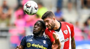 Arsenal aparece na briga por Unai Núñez. EFE