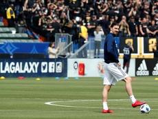 Ibrahimovic, protagonista absoluto del choque. EFE