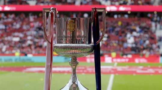 32 equipos lucharán por pasar a la siguiente ronda de la Copa del Rey. EFE