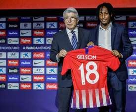 Desde Portugal aseguran que el Atlético pagará 30 millones por Gelson. EFE