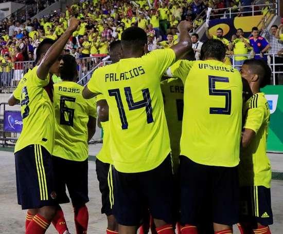 Colombia volverá a repetir sede, esta vez para el preolímpico. EFE