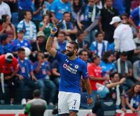 Cruz Azul estará en la final de la Copa México. EFE