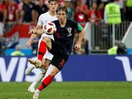 Modirc a réussi là où ont échoué Iniesta et Xavi. AFP