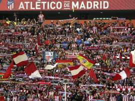Atleti look for their first 3 points of the season. EFE/Archivo