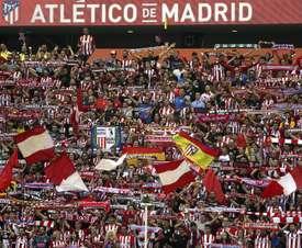 El Atlético alcanzó los 123.000 socios. EFE