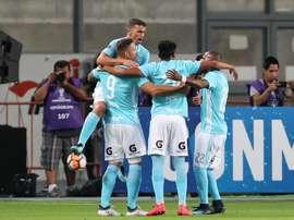 Nueva jornada en el campeonato peruano y nueva victoria del líder. EFE