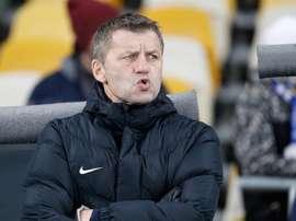 El Sporting ficha a Djukic. EFE